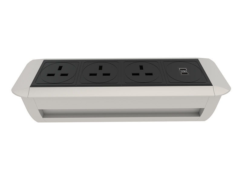 AH meyer (NETBOX LINE) metal socket box