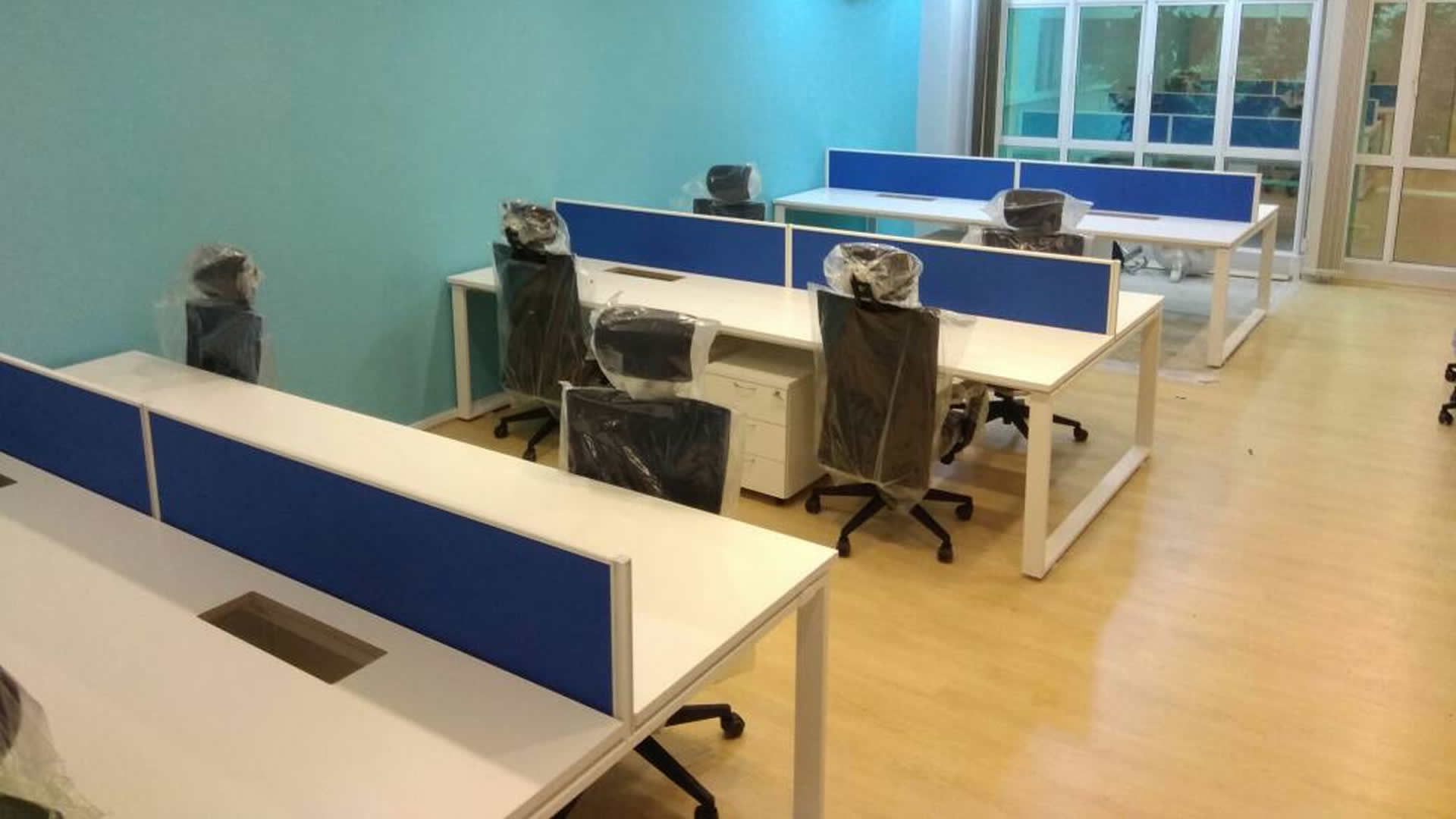 cluster 4 workstation